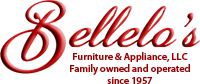 Bellelo's Furniture & Appliance Logo
